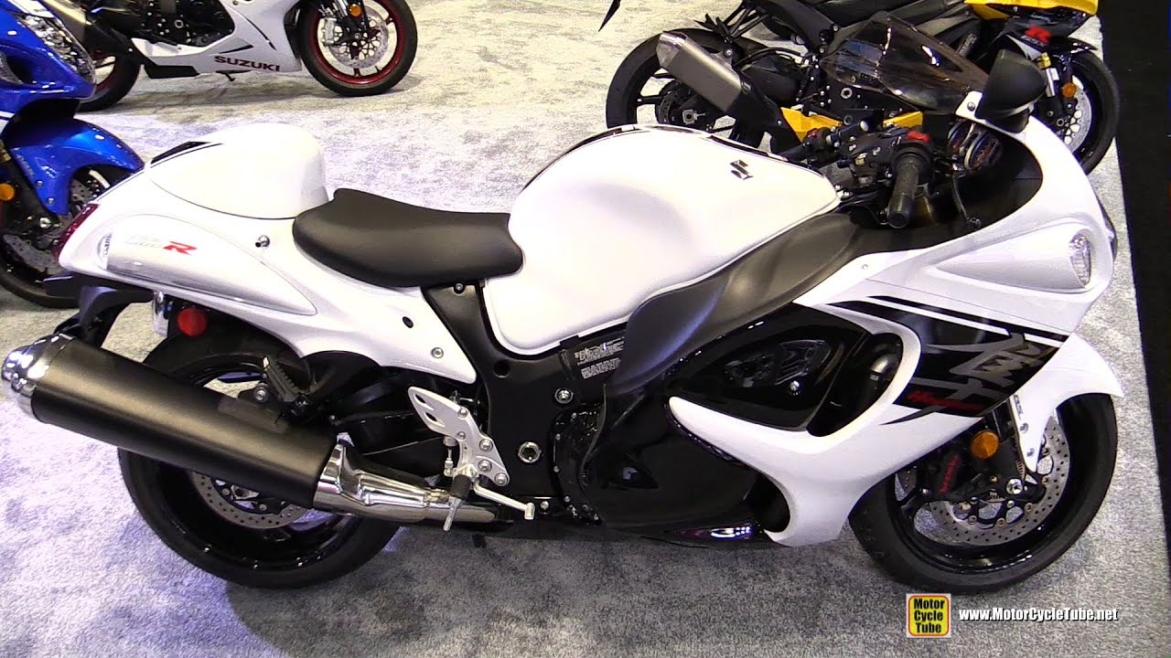 2017 suzuki hayabusa gsxr 1300 walkaround 2016 aimexpo orlando youtube. Black Bedroom Furniture Sets. Home Design Ideas