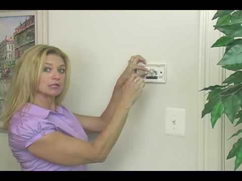 hqdefault how to install a lux tx9600ts programmable thermostat youtube tx9600ts wiring diagram at edmiracle.co