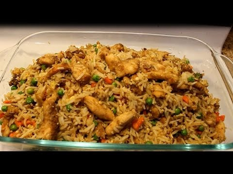 How to make chicken fried rice episode144 youtube how to make chicken fried rice episode144 mia kitchen ccuart Image collections