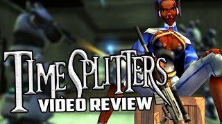 TimeSplitters Playstation 2 Game Review