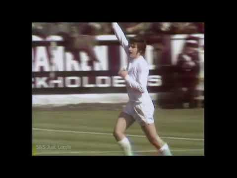 Leeds United Movie Archive - Leeds V Nottingham Forest 1970-71