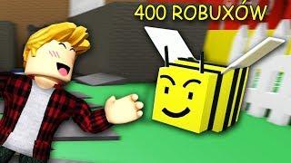 PSZCZOŁA ZA 400 ROBUXÓW! I ROBLOX #131