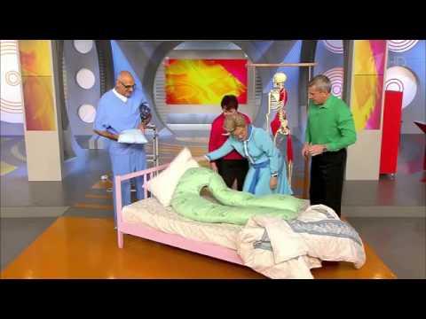 Подушку для беременных рекомендуют специалисты:-)