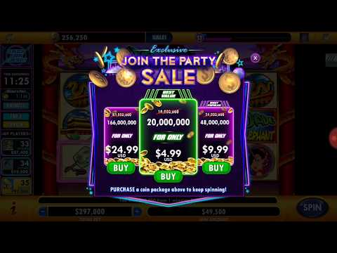 Free Unlimited Jackpot Party Casino Coins 2018 - Reset - 100% True with No Hacks or Downloads!