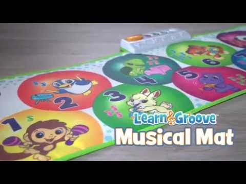 Learn and Groove Musical Mat Demo Video - LeapFrog UK