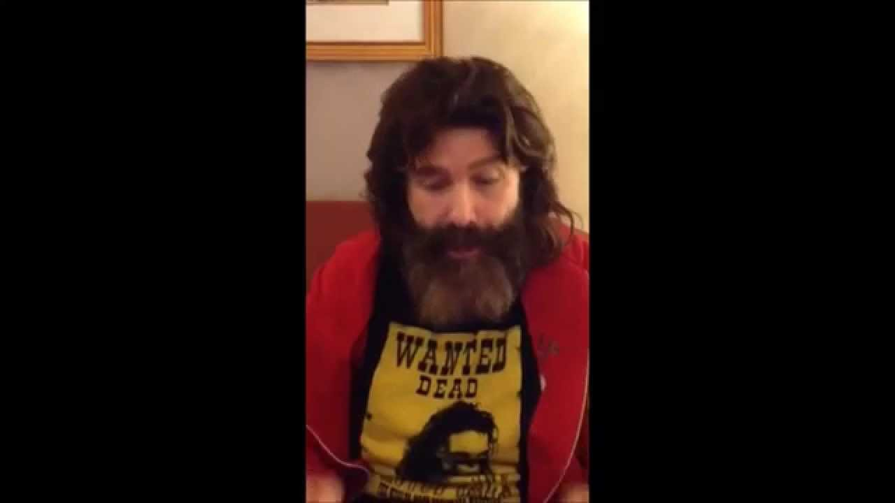 mick foley comedy show meet and greet