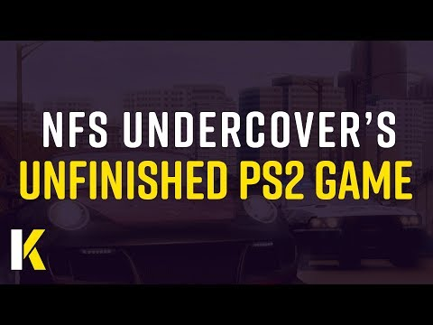Need For Speed Undercover's Half-Baked PS2 Version