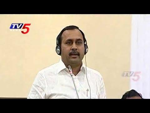 Pinnelli Ramakrishna Talks over CRDA Bill in AP Assembly : TV5 News