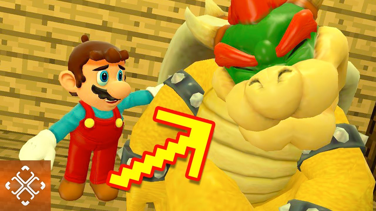 10 reasons that prove bowser is not a villain youtube