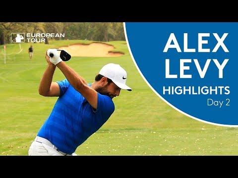 Alexander Levy Highlights | Round 2 | 2018 Trophee Hassan II