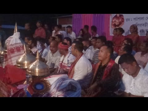 Mr World 2018 Golap Rabha | At Boko