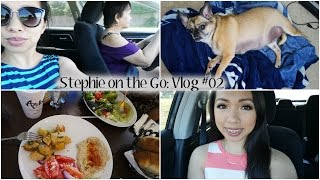 VLOG | WAY Too Turned Up, PMSing + Family | #02