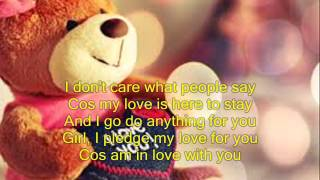 i love you-Psquare(with lyrics)