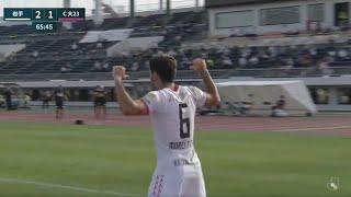 いわてグルージャ盛岡vsセレッソ大阪U-23 J3リーグ 第8節
