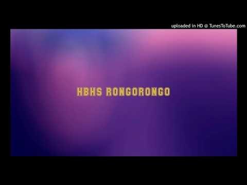 2017-HBHS Rongorongo By Mariah ,Bwaari & Teidy Boy