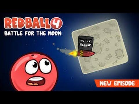 Прохождение Red ball 4 #7...