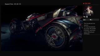 Batman Arkham Knight Batmobile Showcase