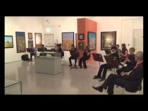 Oldham Music Centre Gallery concert part 5, Contemporary Music Group