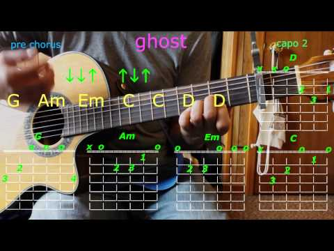 ghost ella henderson guitar chords