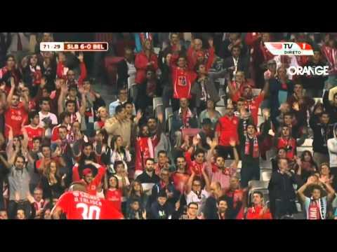 Nico Gaitán ovation at Estádio da Luz | SL Benfica 15/16