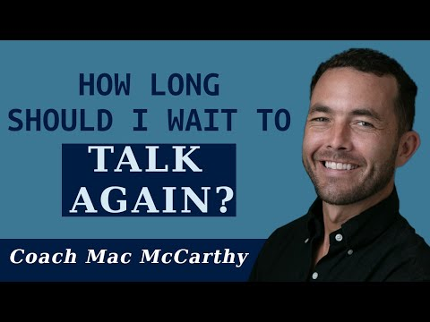 how long should i wait to start dating after a divorce