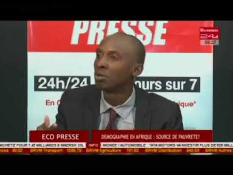 Business 24 | Eco Presse - Demographie en Afrique : Source d