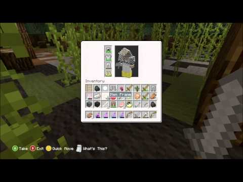 Minecraft Xbox- Bone Yard Hunger Games- Its CUZIMEPIC