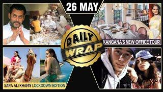 Priyanka Chopra EMOTIONAL, Salman's EID Gift To Families, Ajay Devgn PRAISES Sonu Sood   Top 10 News