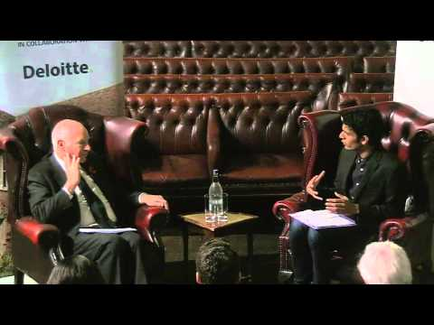 Lord Neuberger | President of the Supreme Court | Cambridge Union