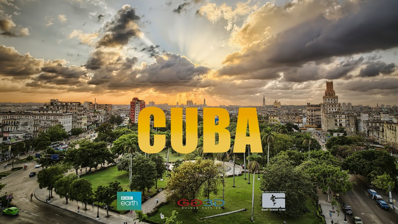 Cuba - Trailer 4K - Coming Soon to IMAX® and Giant Screen Theaters
