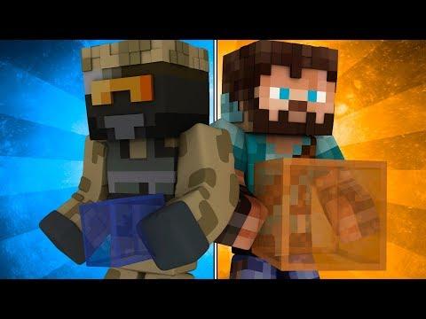 Dansk Minecraft - STOP MED AT TELEPORTERE!!