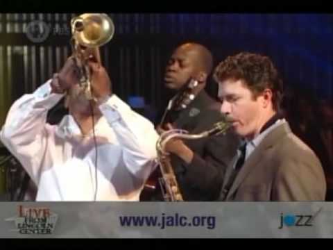 "Terence Blanchard ""Over There"" Hurricane Katrina Benefit"