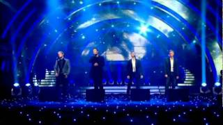 Westlife performing Flying Without Wings on Strictly Come Dancing Results Show 6th November 2011 HQ