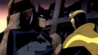 Batman: I'm Batman! Again Batman! Not Superman!