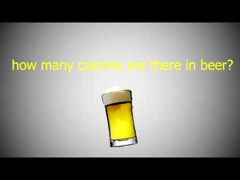 How Many Calories Are There In Beer