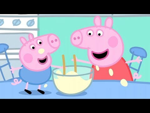 Peppa Pig in Hindi - Pancakes - हिंदी Kahaniya - Hindi Cartoons for Kids