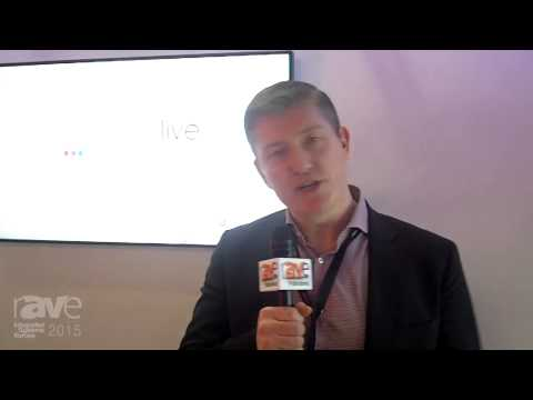 ISE 2015: Signagelive Shows the Web OS Platform Developed with LG