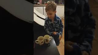 Dylan science experiment