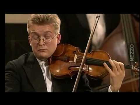 Christian Tetzlaff plays Mozart: Violinkonzert D-dur