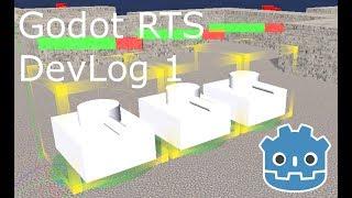 جودو RTS 1 devlog