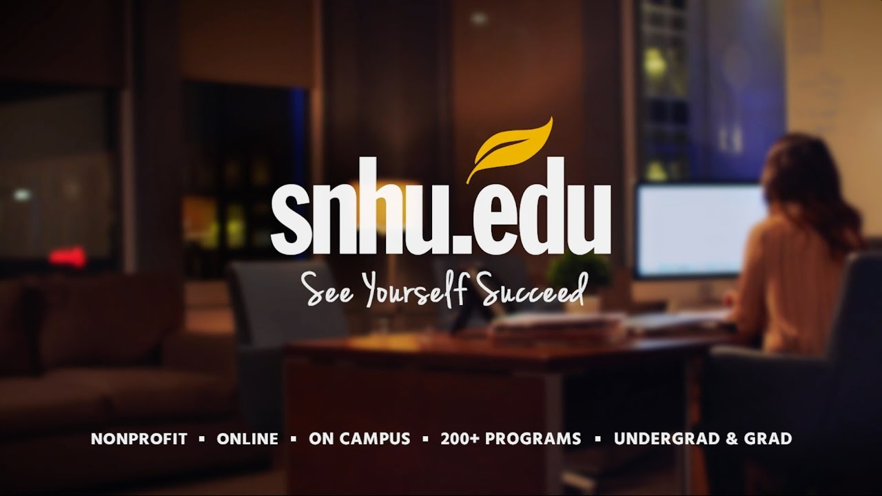 Snhu Online Degrees >> You Can Fit Online Education Into Your Life With Support From Snhu