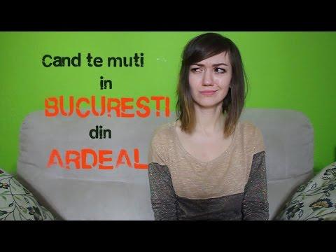 Cand te muti in Bucuresti (din Ardeal)