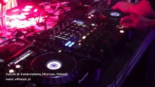 28.01.2011 Yuksek DJ Set @ Kamieniołomy (Warsaw, Poland) (1/5)