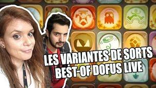 Video LES VARIANTES DE SORTS - Best-of Dofus Live download MP3, 3GP, MP4, WEBM, AVI, FLV November 2017