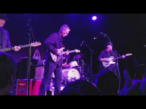 """Television """"Marquee Moon"""""""" Live At the Bowery Ballroom, NYC 12/30/17"""
