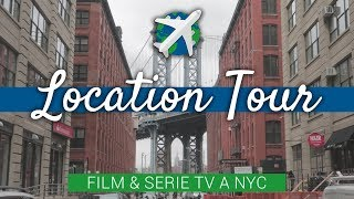 LOCATIONS TOUR (Serie TV & Film) a NEW YORK | Travel Vlog