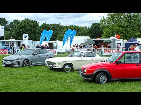 Peter James Insurance Bromley Pageant of Motoring