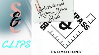 S&C Clips: W. Bro. Edgar Baron & the International Masonic Town Halls