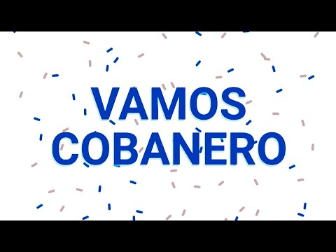 Vamos Cobanero LETRA