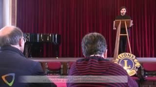 Concours d'éloquence du Lions Club - Avallon (89) - Édition 2017